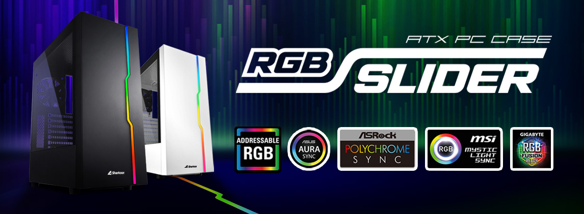 RGB Slider White
