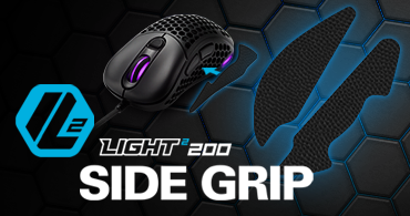 Light² 200 Side Grip